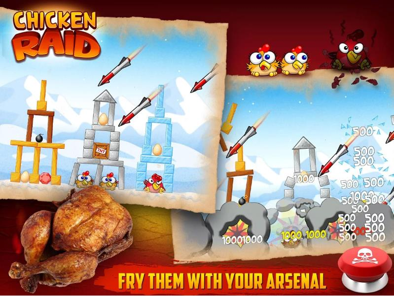 Chicken Raid FREE
