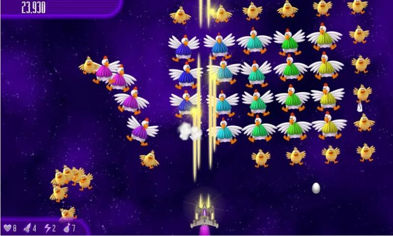 Chicken Invaders 4 для Android