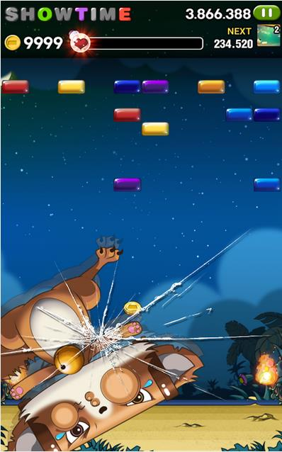 BRICKS BREAKER – FRIENDS для Android