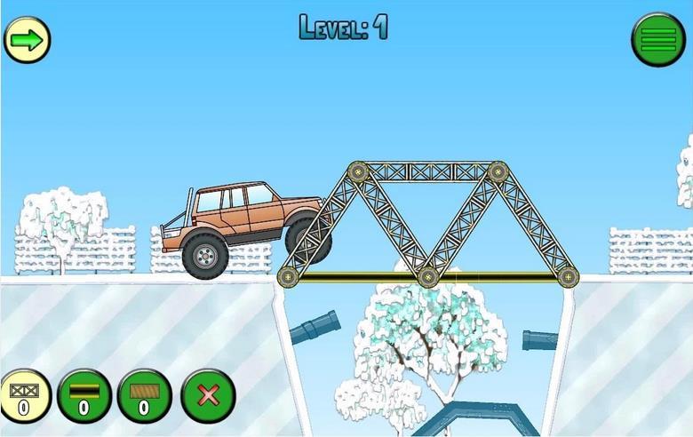 Замерзшие мосты