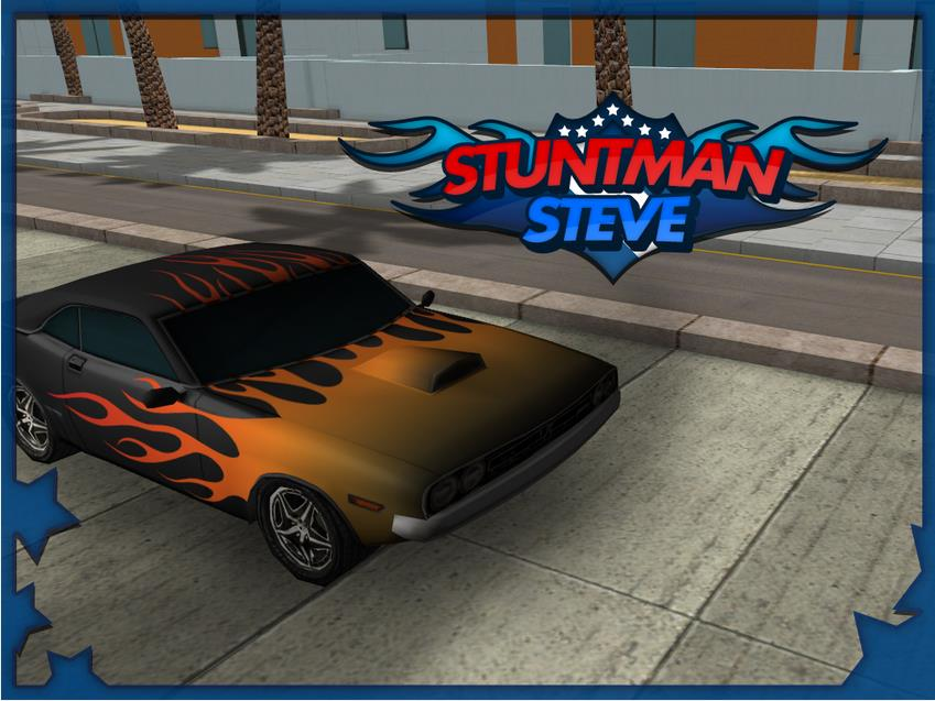 Stuntman Steve Stunt Racing