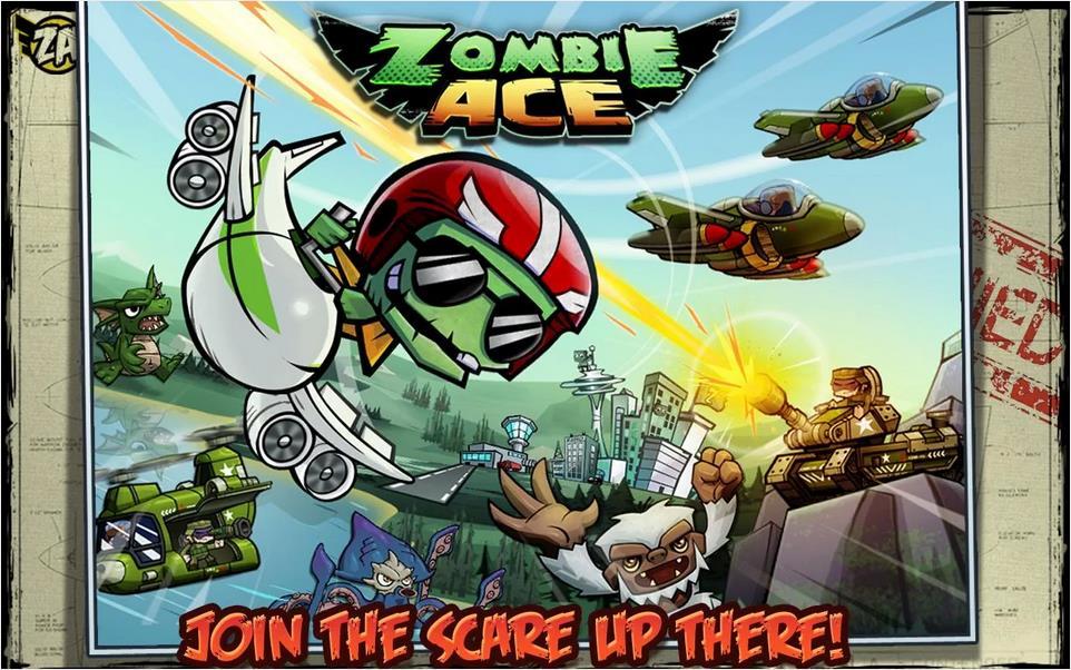 Zombie Ace на Андроид