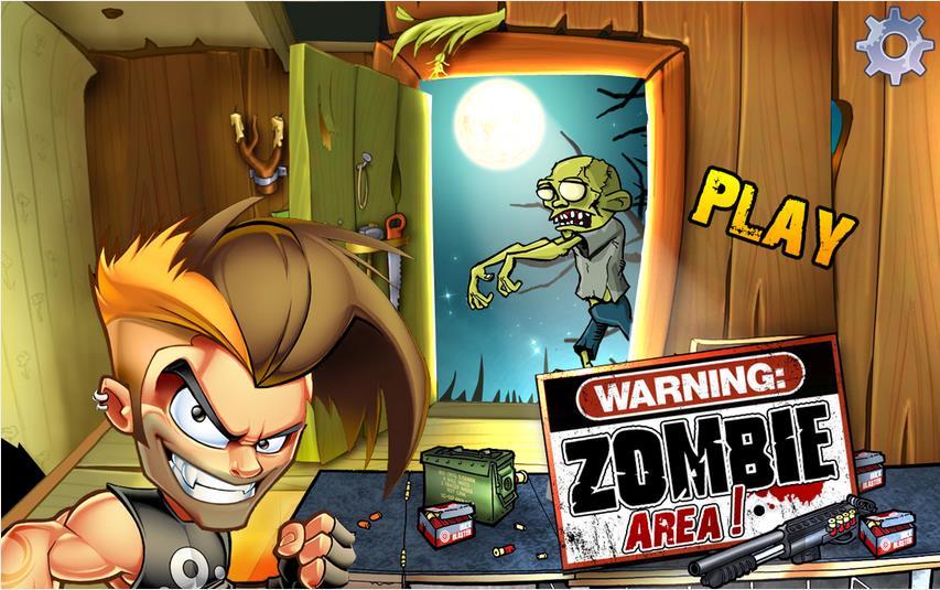 Zombie Area! на Андроид