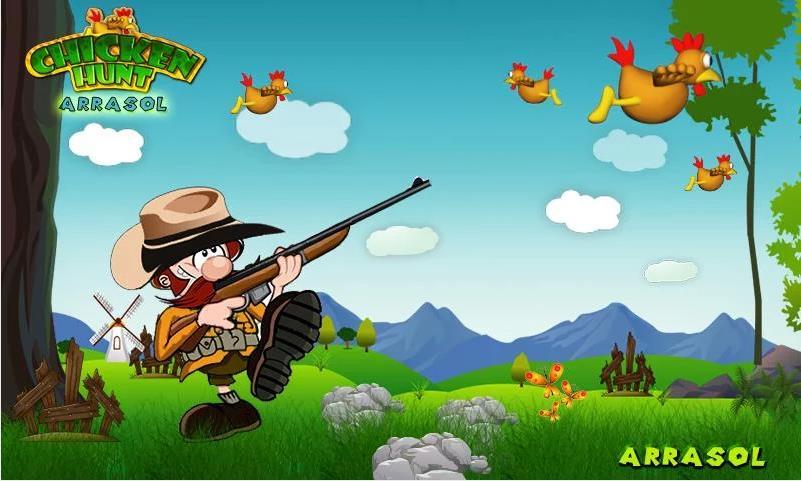 Chicken hunt 2