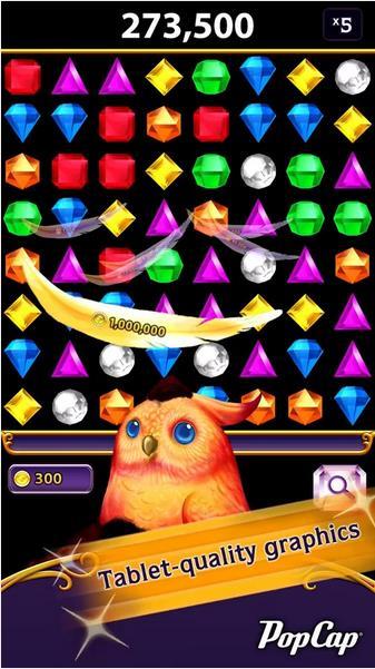 Игра Bejeweled Blitz для Android Скачать бесплатно