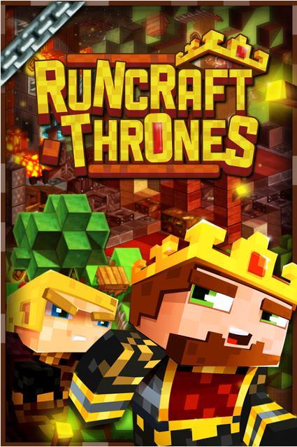 Игра RunCraft на Андроид Скачать бесплатно