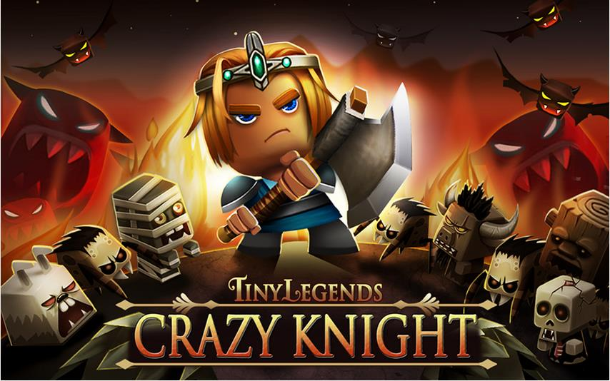 TinyLegends Crazy Knight
