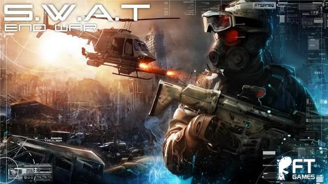 SWAT:End War для Android