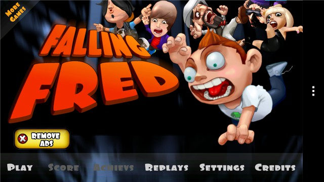 Falling Fred для Android