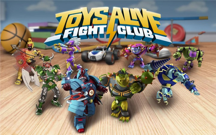 Toys Alive: Fight Club