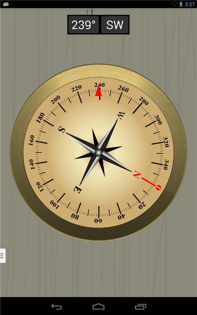Точный компас