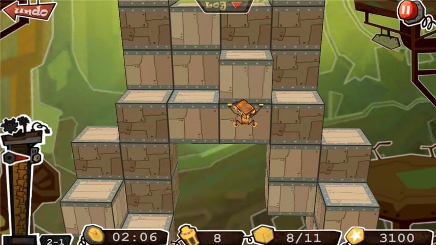 Robo5: 3D Action Puzzle