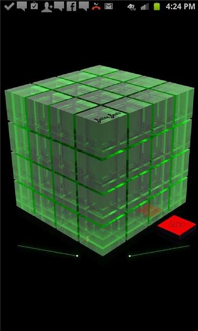 ButtonBass Dubstep Cube