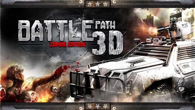 BATTLE PATH 3D ZOMBIE EDITION