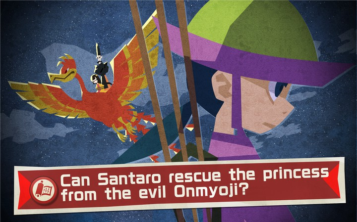 SAMURAI SANTARO - Dark Onmyoji