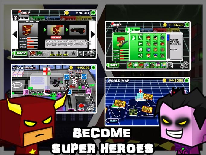 Hero Wars 2: Zombie Virus