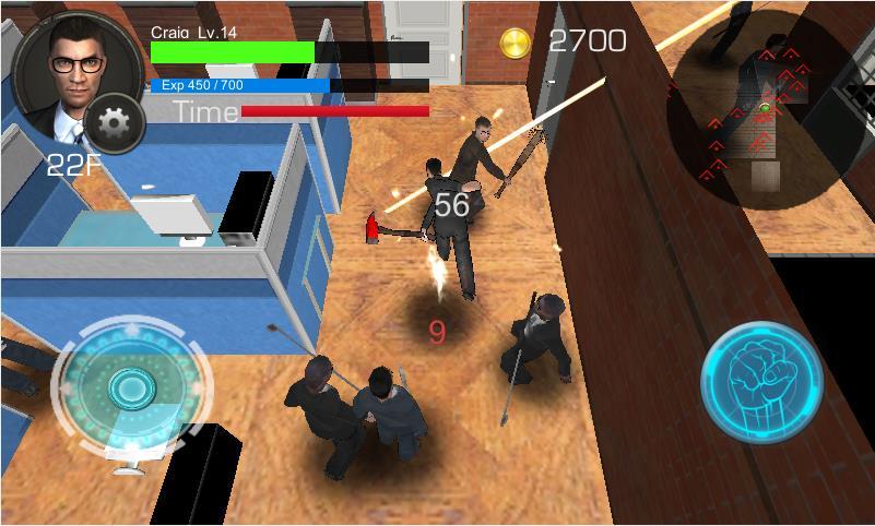 Office Worker Revenge 3D