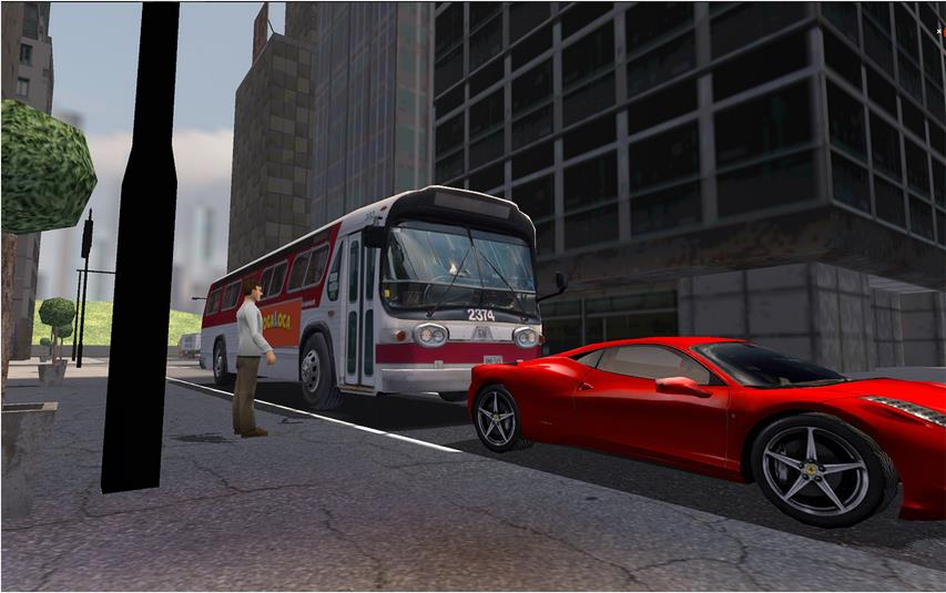 Сity Bus Simulator