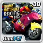 Thumb Motorbike Racing – мотогонки на Андроид