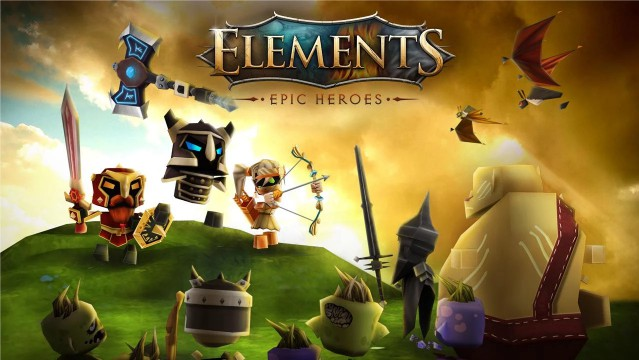 Elements: Epic Heroes