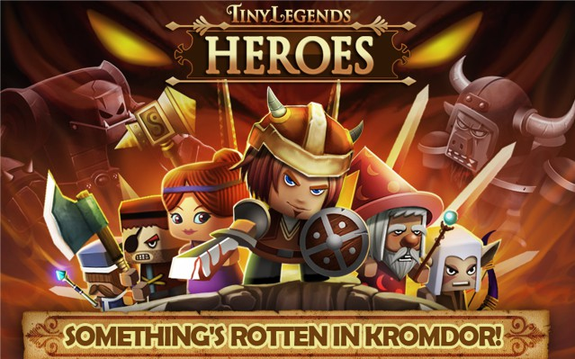 Tiny Legends: Heroes