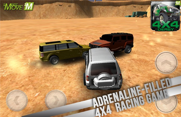 4x4 Real Derby Racing 3d 2014