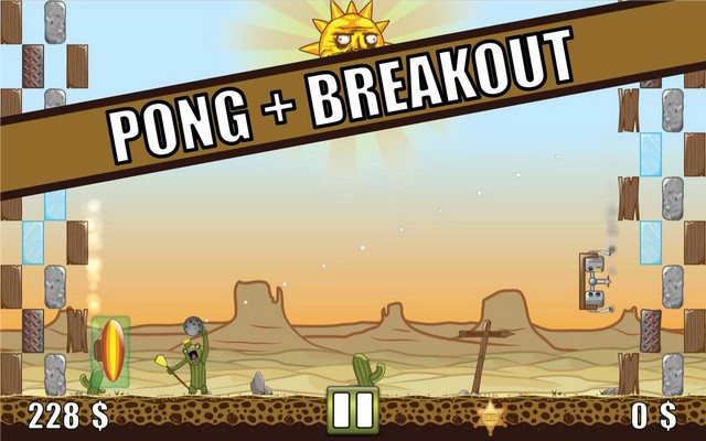 MemeDuel: Pong + Breakout
