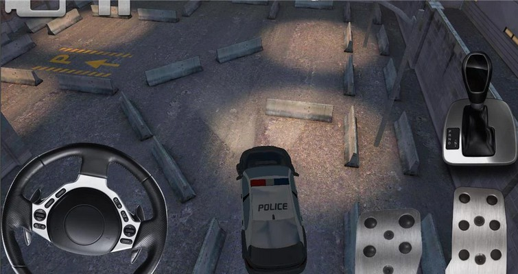Police Parking 3D HD_1.2