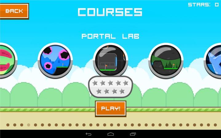Golfy Bird