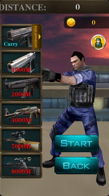 3D City Zombie RUN