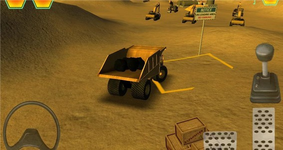 Mining Truck Parking Extended_1.0