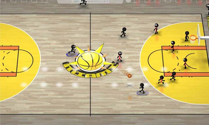 Stickman Basketball