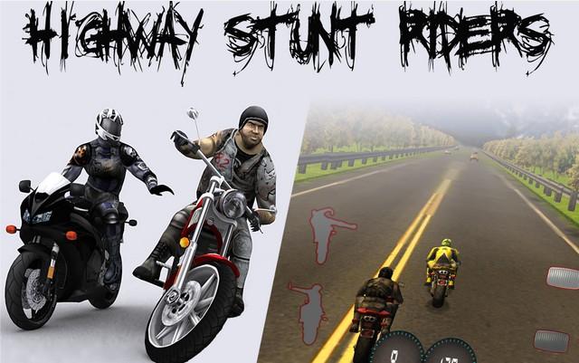 Highway Stunts Riders
