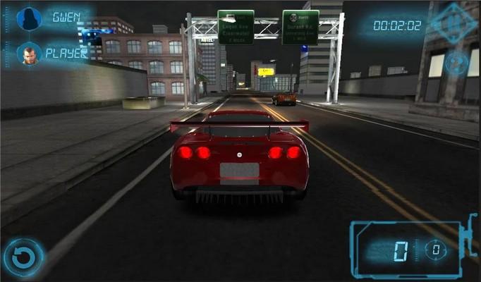Underground Racer HD (MOGA)