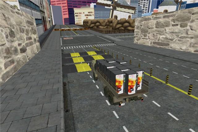 Мистер транспортер Вождение