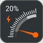 Gauge Battery Widget 2014 – красивый индикатор батареи на Андроид