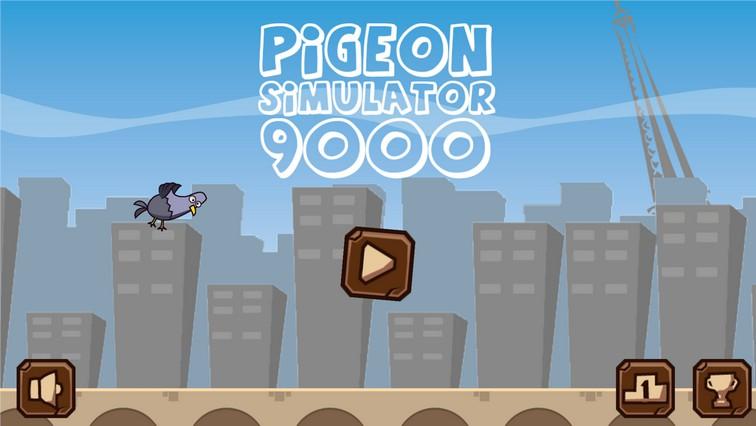 Pigeon Simulator 9000