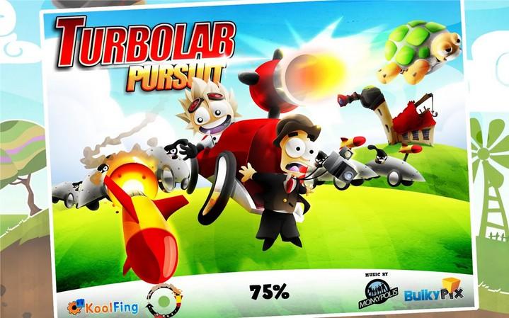 Turbolab Pursuit