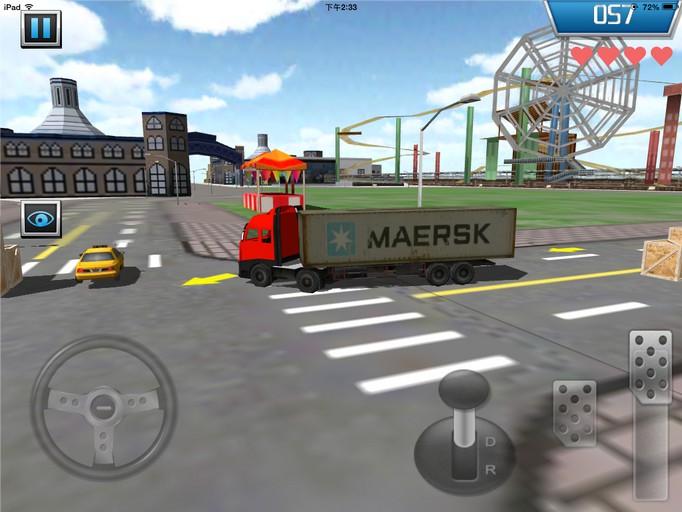 Parking3D Truck