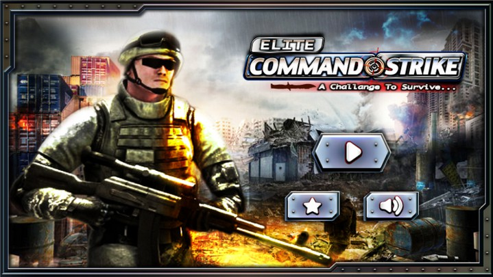 Elite Commando Strike