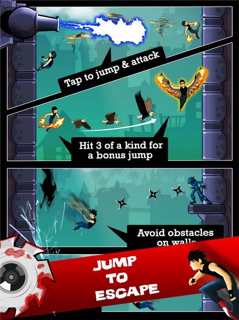 Eskape Jump