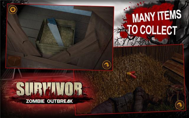 Survivor- Zombie Outbreak