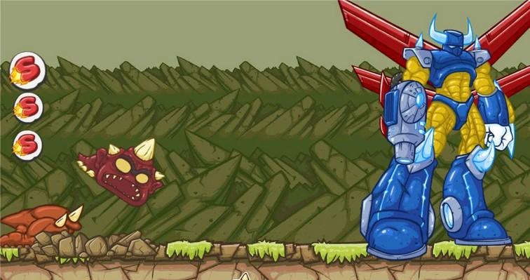 Kick the Critter Smash Him!