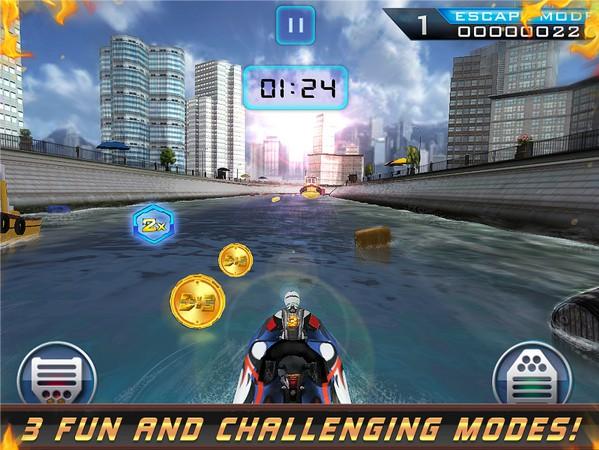 Dhoom: 3 Jet Speed