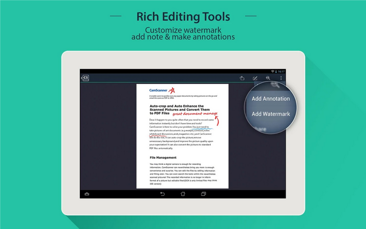 CamScanner: PDF Creator