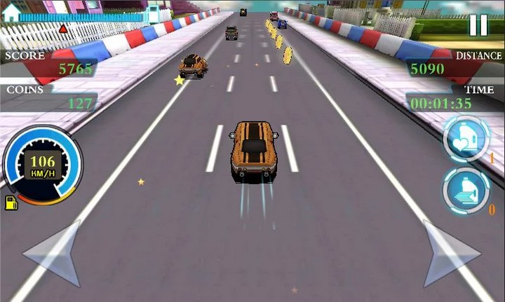 Rush Racing:The Best Racer