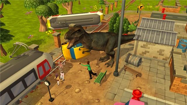Dinosaur Simulator
