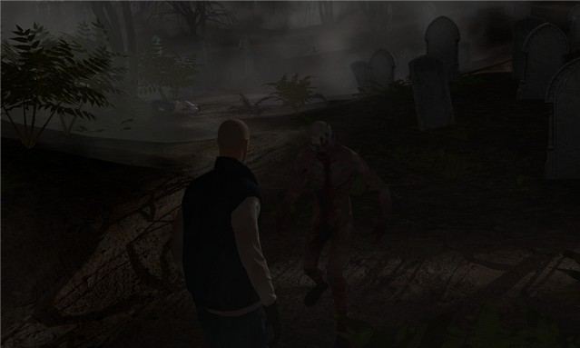 Зомби апокалипсис: мертвецы 3D