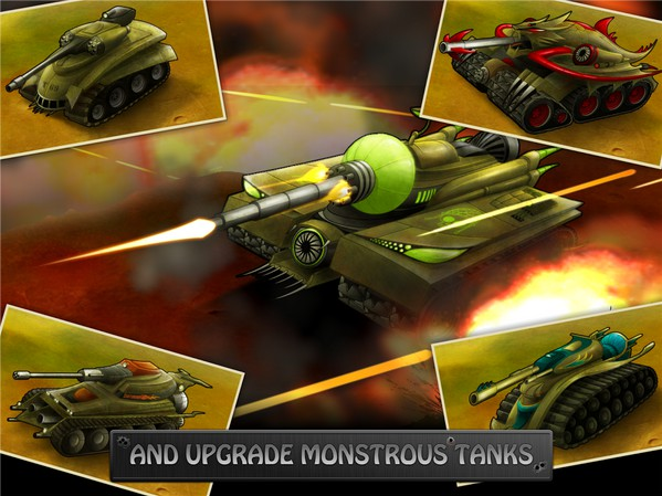 Tank Fighter Missions