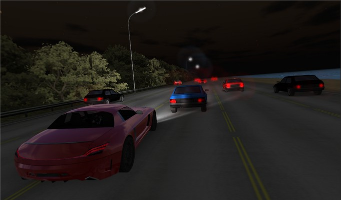 Traffic Racing Simulator